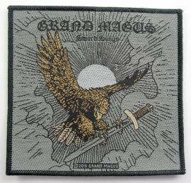Grand Magus - 'Sword Songs' Woven Patch